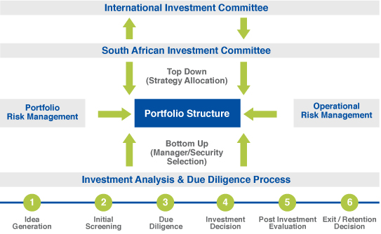 Investment Process  Trialpha Investment Management